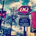 Dairy Queen in Vancouver, BC
