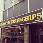 Bronte Fish & Chips in Oakville