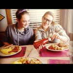 The 50's Diner in Dedham
