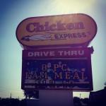Chicken Express in Dallas, TX