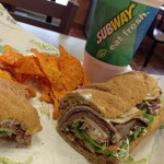 Subway Sandwiches in Hackensack