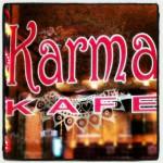 Karma KAFE in Hoboken, NJ