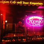 Monks Belgian Cafe in Philadelphia