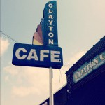 Clayton Cafe in Clayton