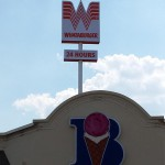 Braum's Ice Cream & Dairy Store in Ardmore