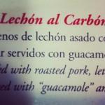 La Esquina del Lechon in Miami, FL