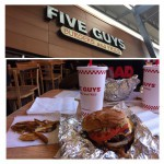 Five Guys Burgers and Fries in Foxborough