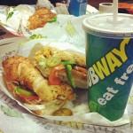 Subway Sandwiches in Plano