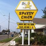 Speedy Chick Stevenson's in Marshall