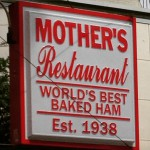 Mother's Restaurant in New Orleans, LA
