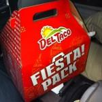 Del Taco in Fullerton, CA
