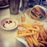 Johnny Rockets in Arcadia