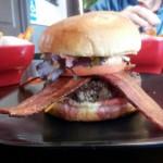 G Burger in La Habra, CA