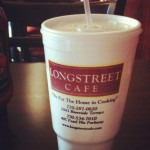 The Longstreet Cafe in Gainesville, GA