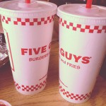 Five Guys Burgers and Fries in Albuquerque, NM