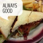 Tastee Diner in Silver Spring, MD