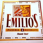 Emilio's Restaurant & Pizza in Commack, NY