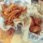 Wingstop in St Louis