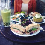 URTH Caffe in Beverly Hills, CA