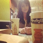 Potbelly Sandwich Shop - Indiana Circle Tower in Indianapolis