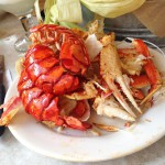 Rocking Baja Lobster Old Town in San Diego