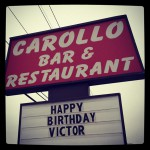 Carollo's Restaurant & Bar in Mount Holly