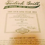 Tadich Grill in San Francisco, CA