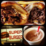 Super Burger in San Leandro, CA