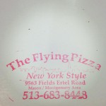 The Flying Pizza in Loveland