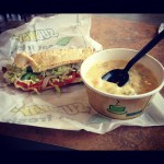 Subway Sandwiches in Johnson Creek
