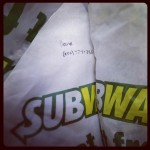 Subway Sandwiches in Vanceboro