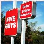 Five Guys Burgers and Fries in Bloomington, IN