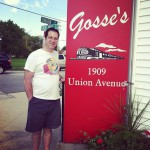 Gosse's At The Northwestern House in Sheboygan, WI