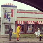 Kentucky Fried Chicken in West Roxbury