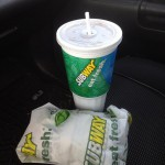 Subway Sandwiches in la Habra