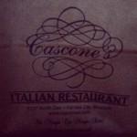 Cascone's Italian Restaurant in Kansas City, MO
