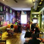 Buzz Cafe in Oak Park, IL