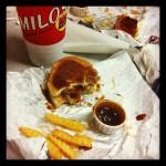Milo's Hamburgers in Leeds