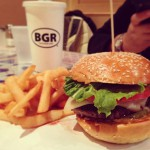 BGR The Burger Joint in Washington, DC