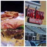 Five Guys Burgers and Fries in Houston