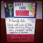 Sci Fi Cafe in Burlington