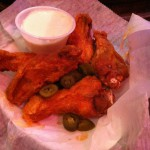 Wings to Go in Millersville