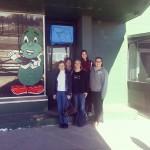 The Chubby Pickle in Phillipsburg