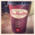 Tim Hortons in Charlottetown, PE