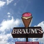 Braum's Ice Cream & Dairy Store in Sapulpa
