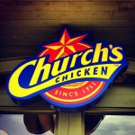 Church's Chicken in Richmond, BC