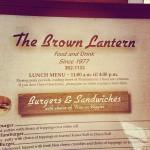 The Brown Lantern In Live Oak Fl 417 Howard Street East
