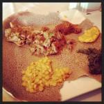 Marathon Ethiopian Restaurant in Kansas City