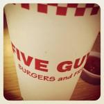 Five Guys in Powell, TN