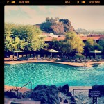 Top of the Rock Restaurant at the Marriott Buttes Resort in Tempe, AZ